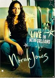 Live in New Orleans | Jones, Norah. Fabricant de papier