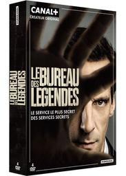 Le Bureau des légendes - saison 1   Rochant, Eric. Monteur