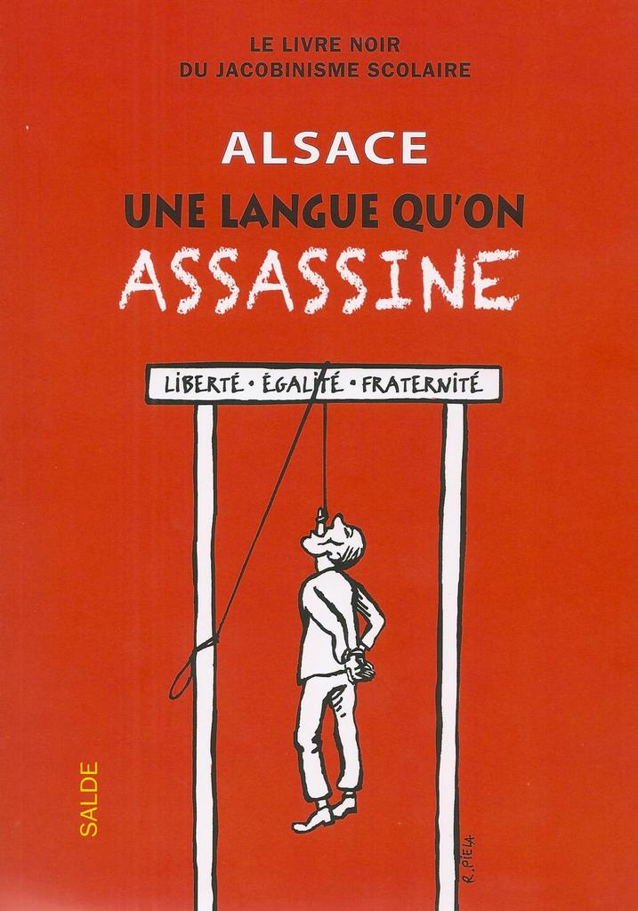 Alsace, une langue qu'on assassine |
