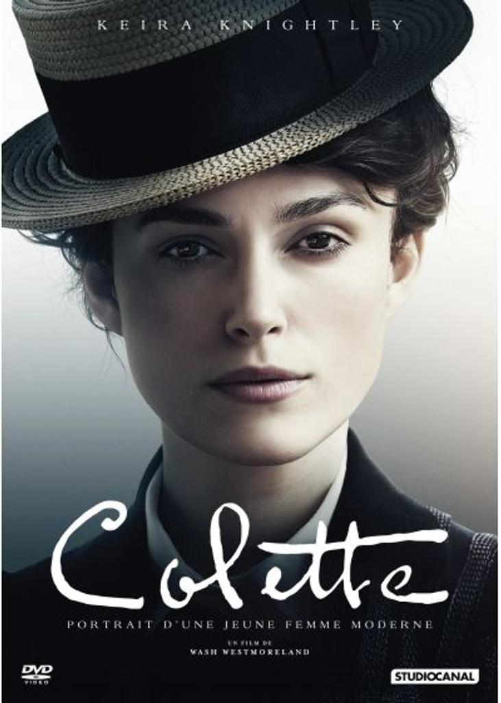 Colette : portrait d'une jeune femme moderne  
