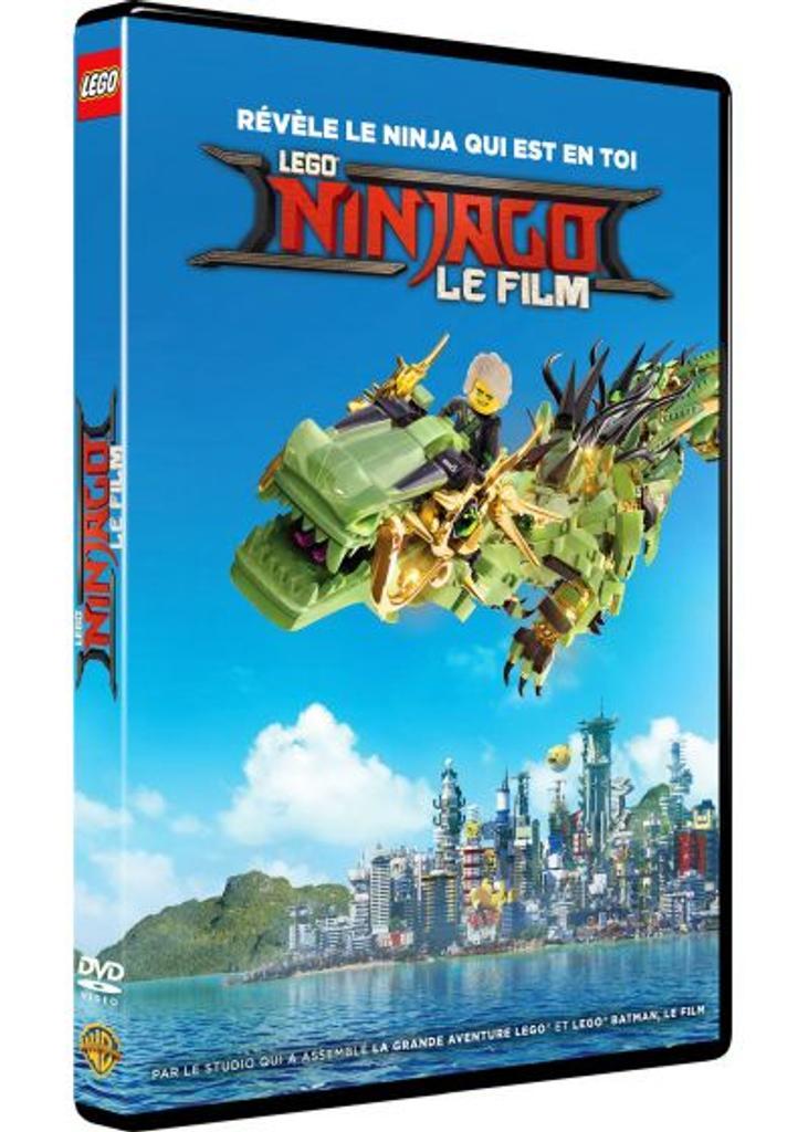 Lego Ninjago : le film |