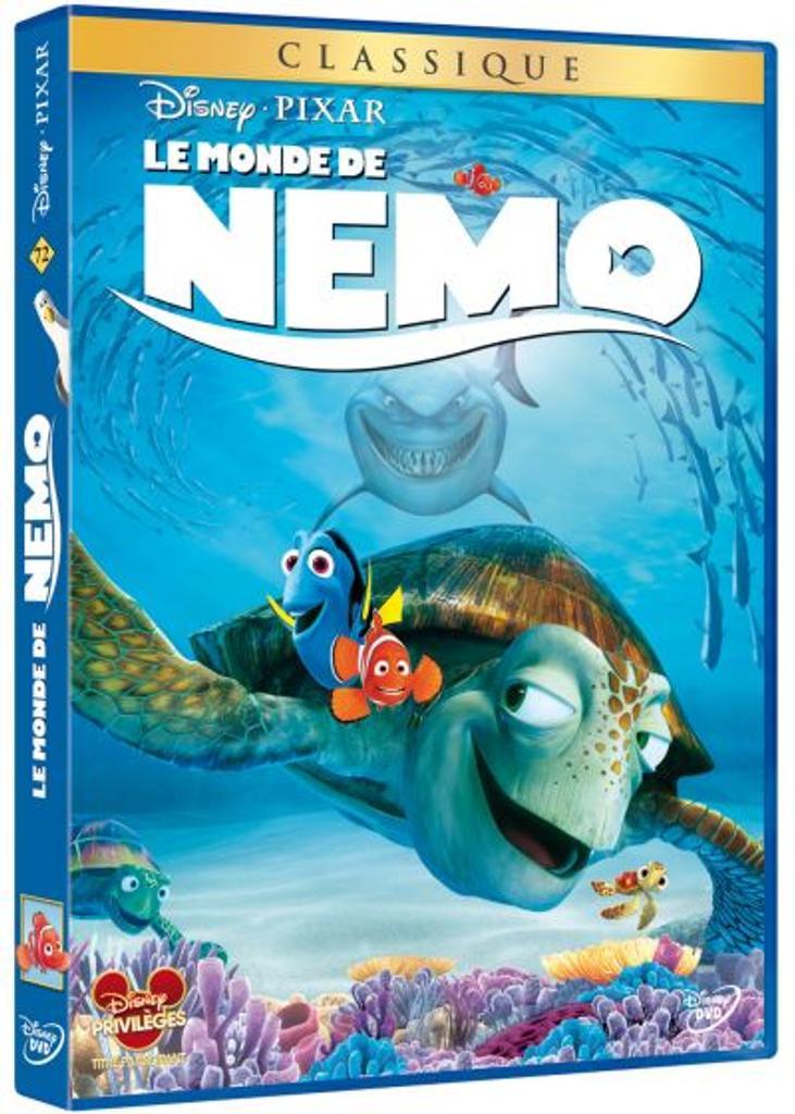 Monde de Nemo (Le) |