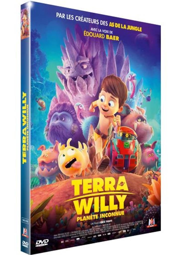 Terra Willy, planète inconnue |
