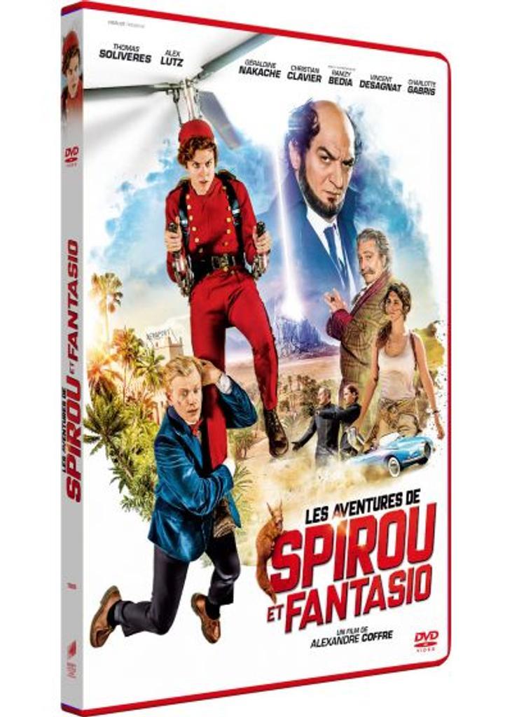 Aventures de Spirou et Fantasio (Les) |