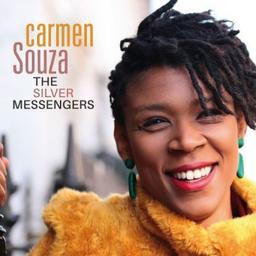 The Silver Messengers   Souza, Carmen. Chanteur