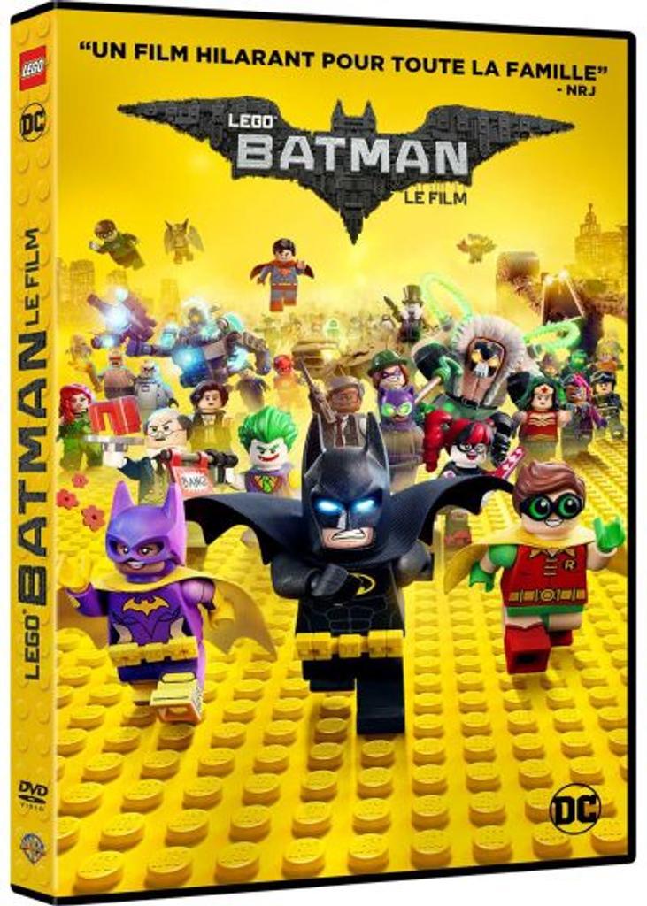 Lego Batman, le film |