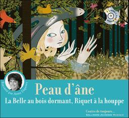 Peau d'âne et autres contes de Perrault : à partir de 6 ans | Duperey, Anny - pseud.. Narrateur