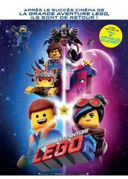 Grande aventure Lego 2 (La)   Mitchell, Mike. Metteur en scène ou réalisateur