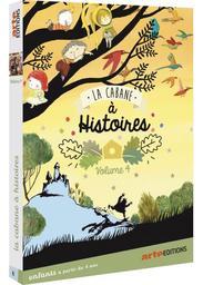 Cabane à histoires - volume 4 (La) | Rivière, Célia. Metteur en scène ou réalisateur