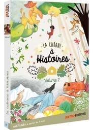 Cabane à histoires - volume 2 (La) | Rivière, Célia. Metteur en scène ou réalisateur