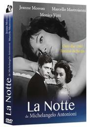 La notte = la nuit | Antonioni, Michelangelo. Metteur en scène ou réalisateur