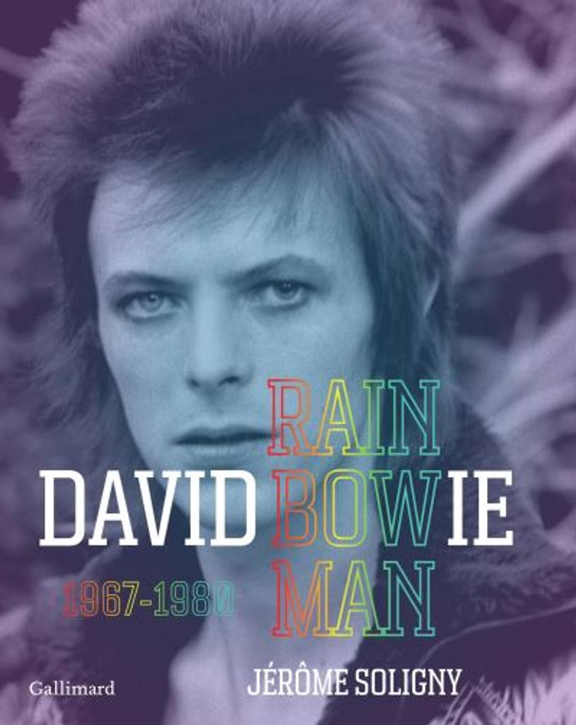 David Bowie : Rainbowman 1967 - 1980 |