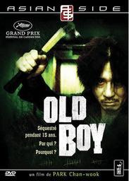 Old boy | Park, Chan-wook. Metteur en scène ou réalisateur