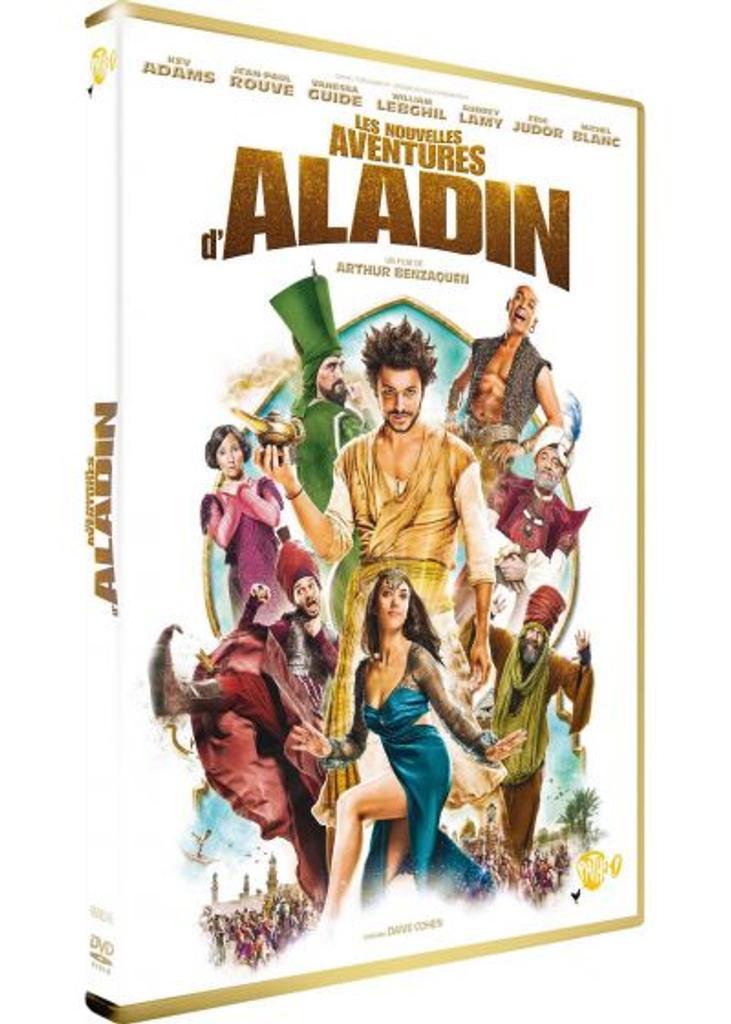 Nouvelles aventures d'Aladin (Les)  