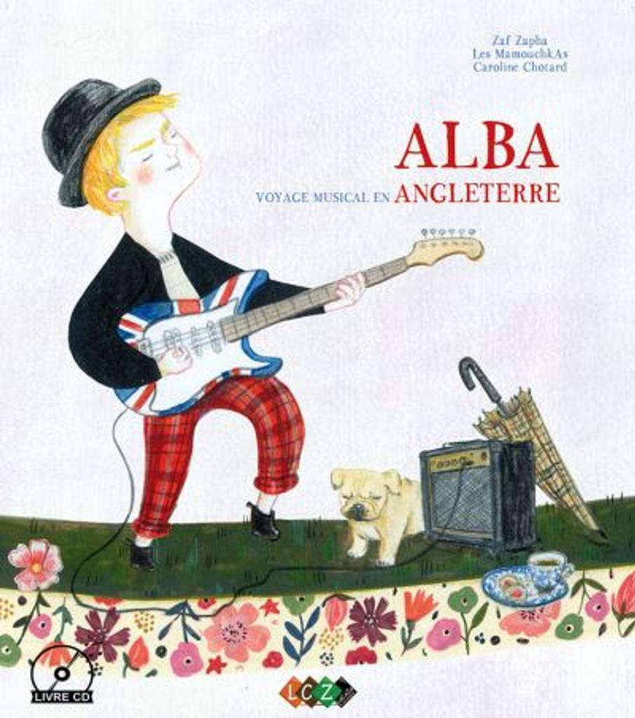 Alba, voyage musical en Angleterre |