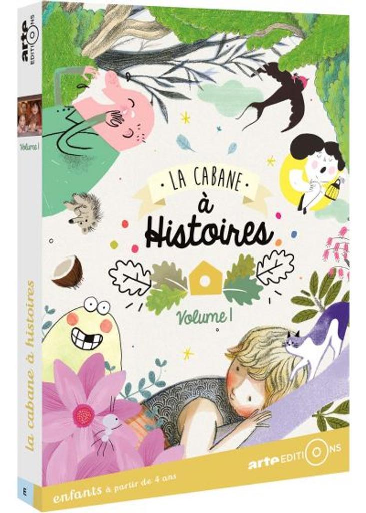 Cabane à histoires - volume 1 (La)  