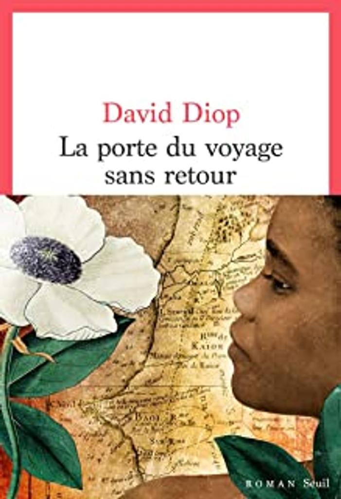 La porte du voyage sans retour : ou les cahiers secrets de Michel Adanson  