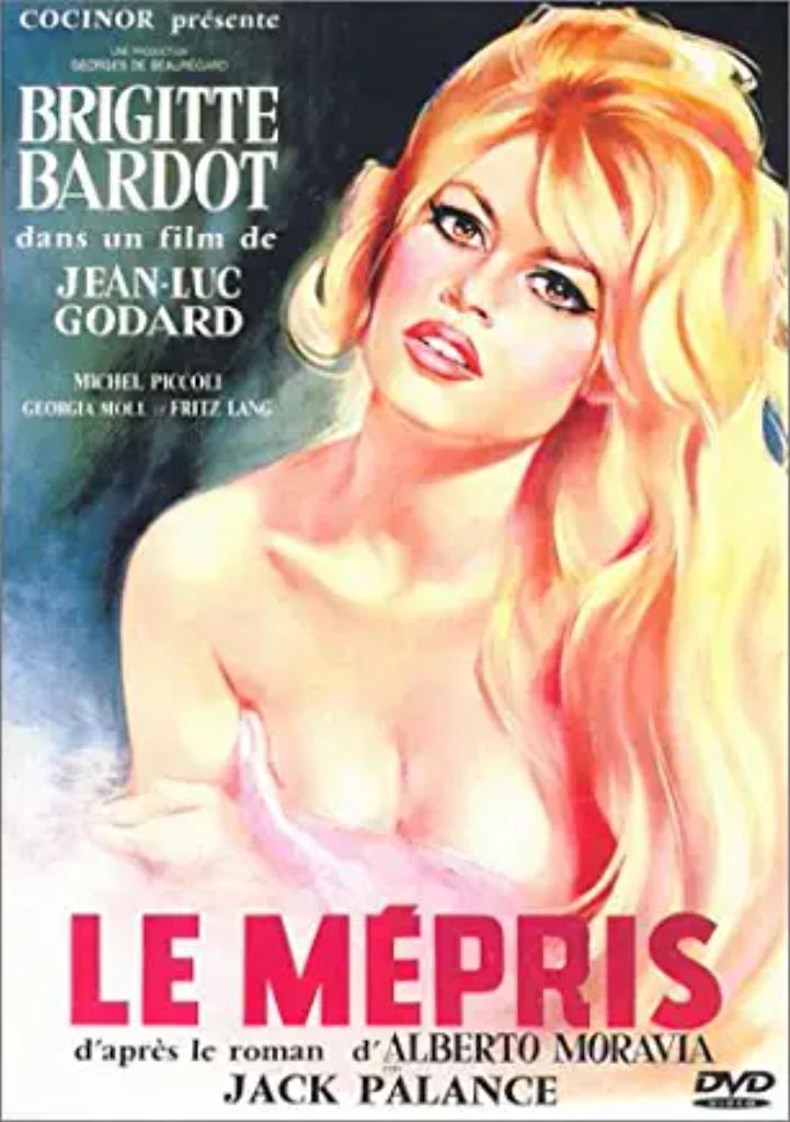 Le Mépris. Les Carabiniers | Godard, Jean-Luc. Monteur